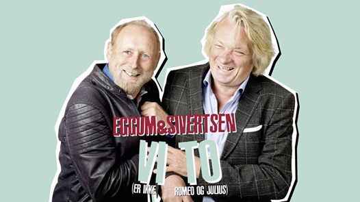 Eggum & Sivertsen (Utsolgt)