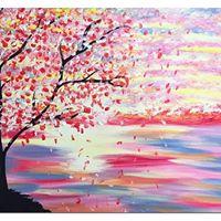 Paint &amp Create &quotBlossom&quot Riverton