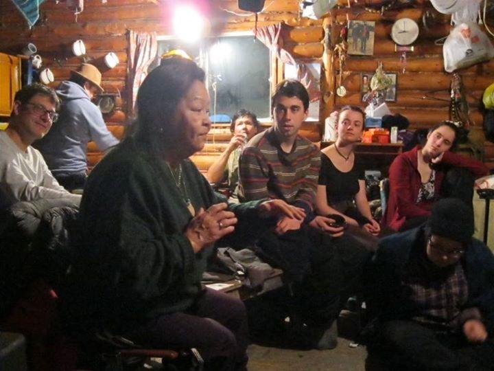 Sjour dans la communaut algonquine de Kitcisakik