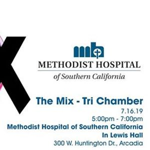 Arcadia Chamber: Tri-Chamber MIX at Methodist Hospital