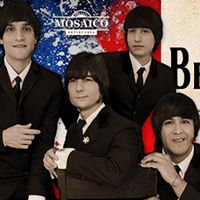 Star Beatles no Mosaico