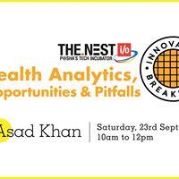 Innovation Breakfast with Asad Khan