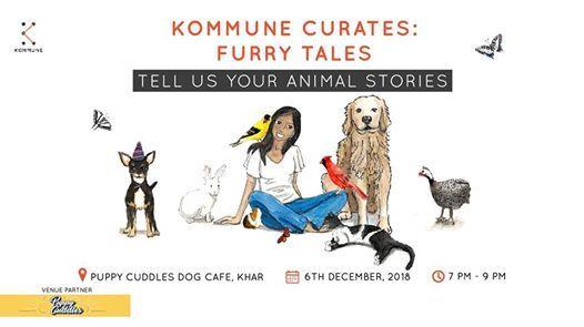 Kommune Curates Furry Tales