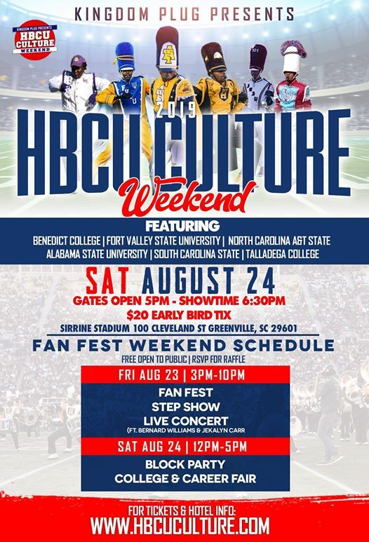 HBCU Culture Weekend & Battle Of The Bands