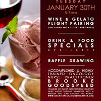 Ladies Wine and Gelato Night