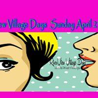 Riverview Village Days Market April 30th