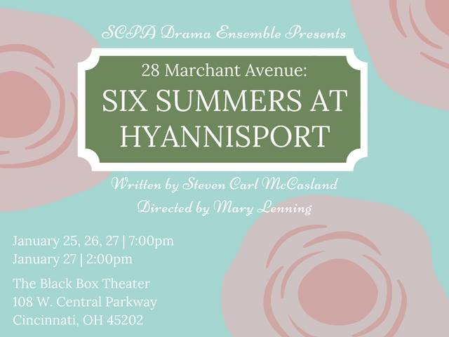 28 Marchant Ave Six Summers at Hyannisport