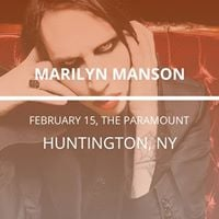 Marilyn Manson in Huntington
