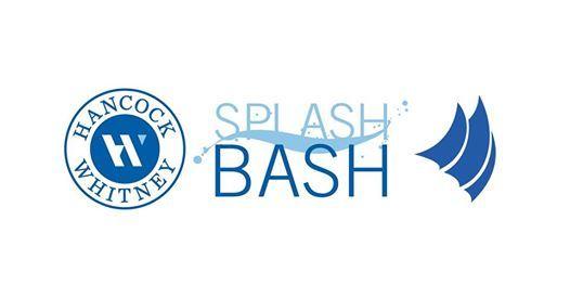 hancock whitney splash bash benefiting mississippi aquarium at