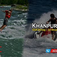 Cliff Diving Jet Skiing Boating at Khanpur Dam