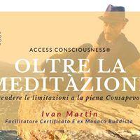 OLTRE La Meditazione - Access Consciousness