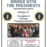 Dinner with the Presidents