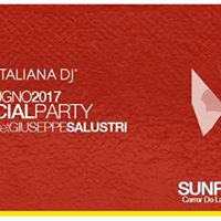 Accademia Italiana DJ Official Party (49th) at Sunrise Ibiza