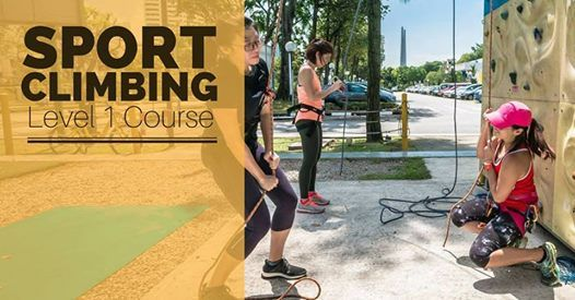 Sport Climbing L1 Course-Last Chance to get your L1 Cert in 2018