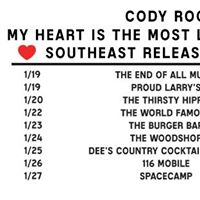 Cody Rogers w Greg Meredith Weatherly Constant Swimmer