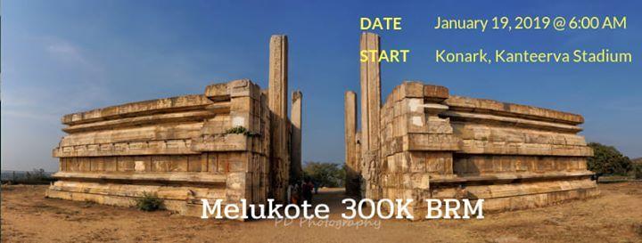 Melukote - 300K BRM