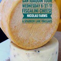 San Joaquin Cheese Tour