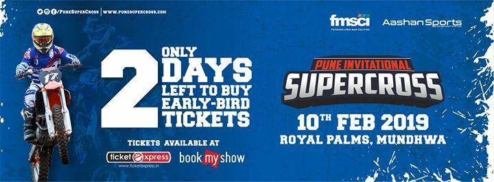 Pune Invitational Supercross