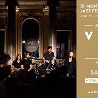 V comme Vian - Montreux Jazz Festival 2017