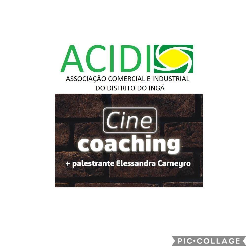 Cine Coaching  Palestra em Braslia