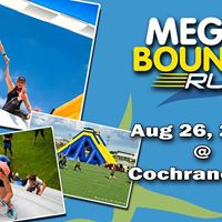 Mega Bounce Run Cochrane