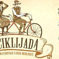 Biciklijada povodom Europskog tjedna mobilnosti