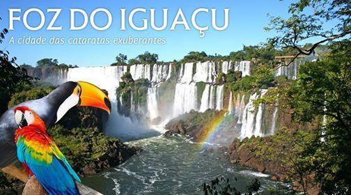 Feriado em Foz do Iguau- Paraguai e Puerto Iguaz Esgotado