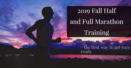 Fall Half and Full Marathon Training