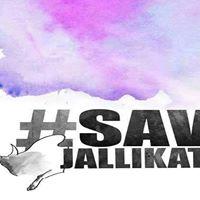 Save JalliKattu Protest At Marina Beach