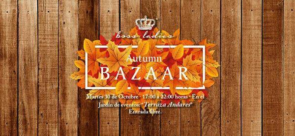 Boss Ladies Bazaar Edición Autumn At Terraza Andares Jardín