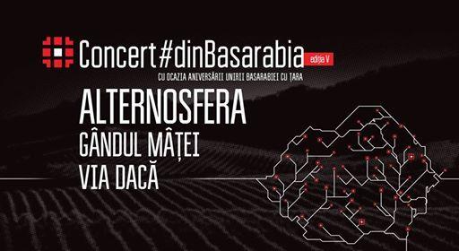 Concert dinBasarabia - ediia V