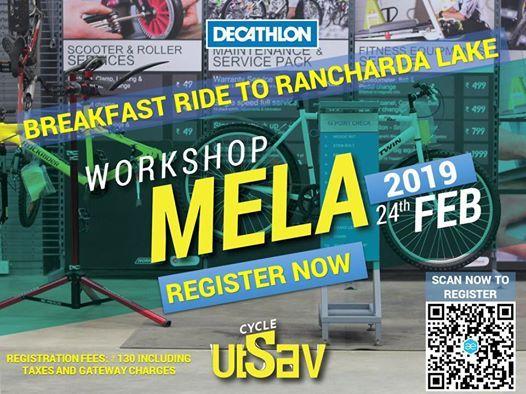 Cycle Utsav - Workshop Mela
