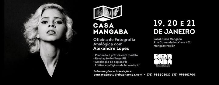 Oficina de Fotografia Analgica com Alexandre Lopes