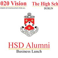 HSD Alumni Business Lunch w guest Kingsley Aikins