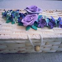 Clay Flower Workshop