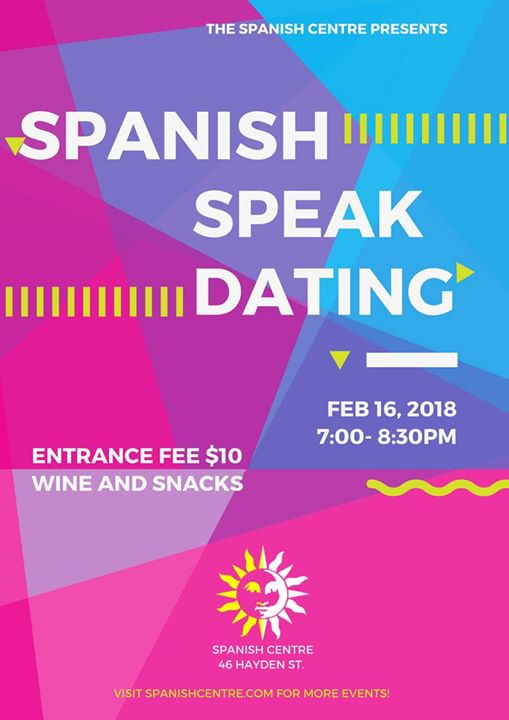 speak dating