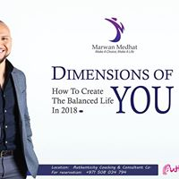 Dimensions of You