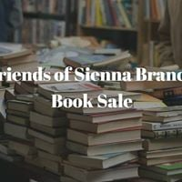 Friends of Sienna Branch Book Sale