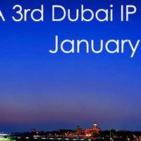 IIPLA 3rd Dubai IP Congress 2017