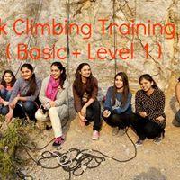Rock Climbing Training (Basic Level 1) at Saidpur Islamabad