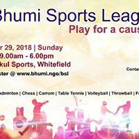 BHUMI SPORTS LEAGUE