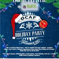 DCAF Connections Holiday Party