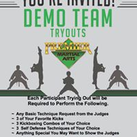 Demo Team Tryouts