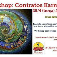 Workshop Contratos Karmicos
