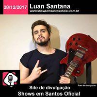 Luan Santana show dia 28122017 em Perube - SP