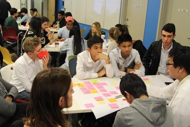 Y2 Entrepreneurship Conference for High-School Students