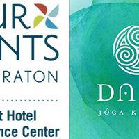 Ngy sznngy vszak- szt ksznt Yoga-Gourmet a Sheratonban