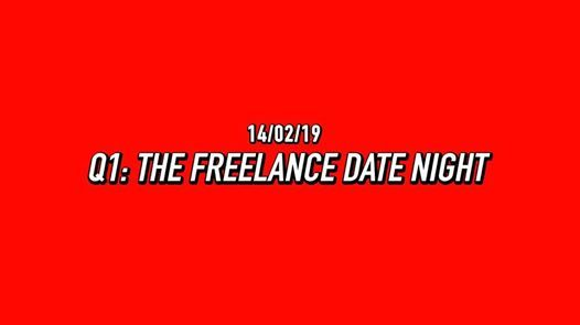 Q1 The Freelance Date Night