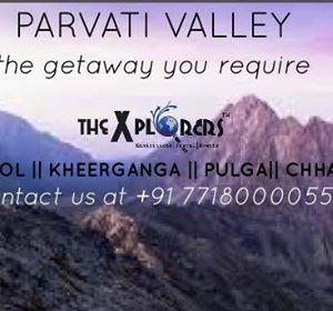 Parvati Calling August 2018