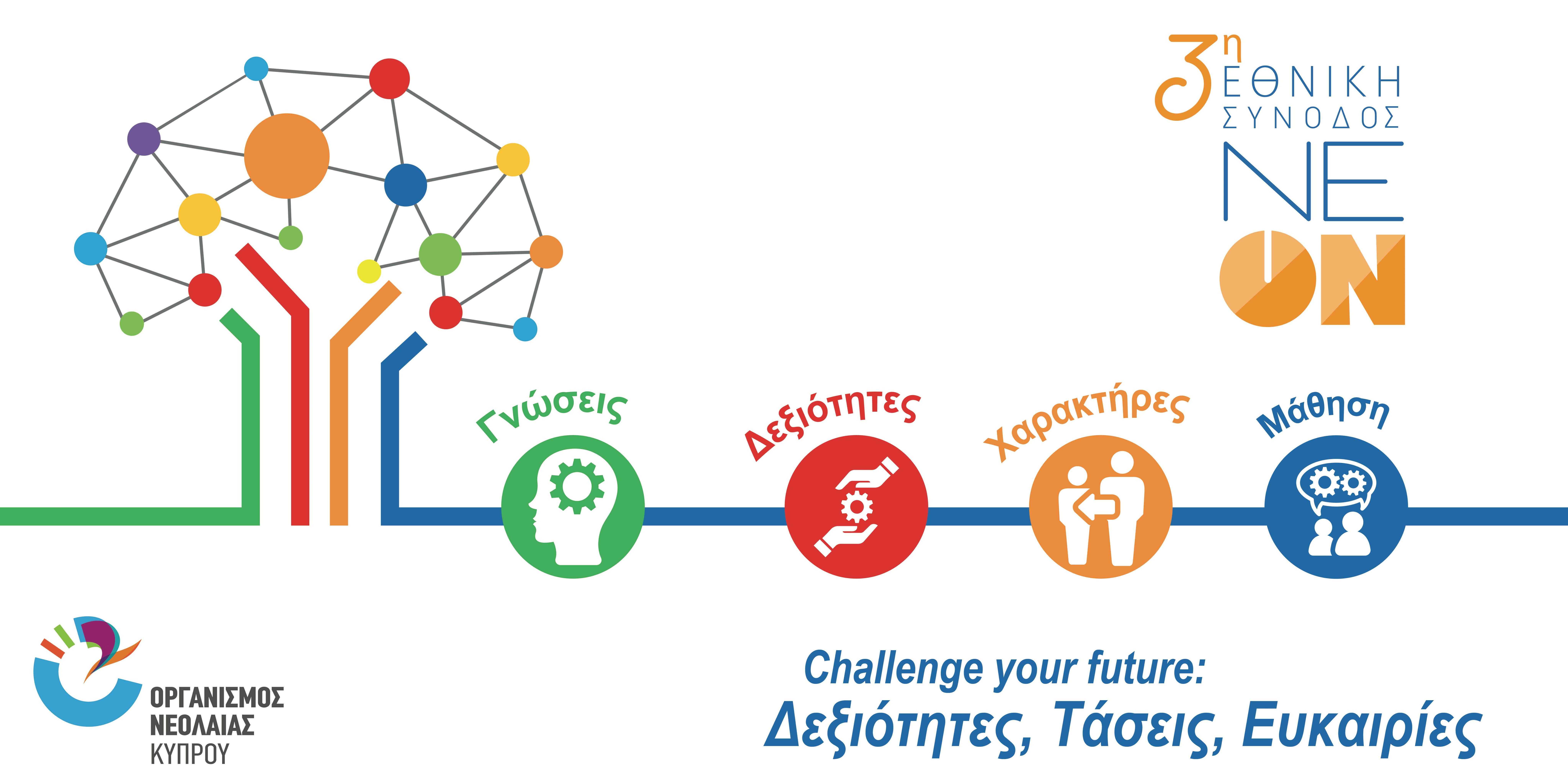 3    CHALLENGE YOUR FUTURE